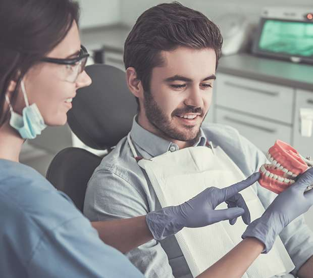 Prineville The Dental Implant Procedure